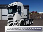 Scania R 580 - Forvogn for tippsemi 2010, 13431 km 8000