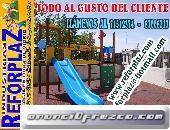 MODELO DE PARQUES INFANTILES PARA GUADERIAS EN BOLIVIA 2