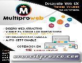 DISEÑO DE PAGINAS WEB Y SISTEMAS INFORMATICOS