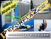 VENTA DE BAÑOS PORTATILES PARA EVENTOS EN BOLIVIA 5