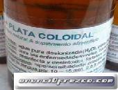 AG+ PLATA COLOIDAL - antibióitico natural