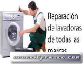 Reparación y mantenimiento de lavadoras,refrigerador,aires acondicionados