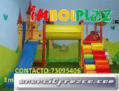 FABRICANTES DE PARQUES Y JUEGOS INFANTILES