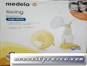 Extractor De Leche Eléctrico Simple Swing TM marca Medela