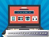 Creacion de Paginas Webs desde 150$