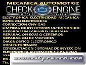 TALLER MECANICO ELECTRONICO AUTOMOTRIZ CHECK ENGINE SERVICIOS PROFECIONALES ELECTRONICA Y ELECTRICID