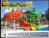 fabrica de toboganes acuaticos para balnearios en Bolivia