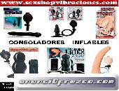 CONSOLADORES INFLABLES