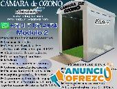 CAMARAS DE OZONO NADA TOXICO, LA MEJOR OPCION PARA LIMPIAR UN AMBIENTE CONCURRIDO!!