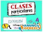 Clases Particulares de Matemáticas online