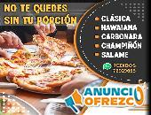 ¡La mejor pizza de Cochabamba!