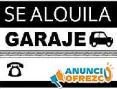 Se alquila garaje particular re económico en Sopocachi