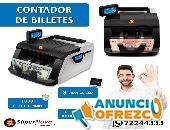 CONTADOR DE BILLETES BILL COUNTER