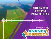 ANTENA YAGI AQUARIO EXTERNA PARA CELULAR WIFI INTERNET CF-920, CF-820, CF-720