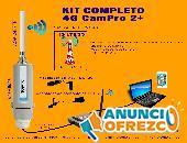 KIT COMPLETO  4G CamPro 2+ GLOBAL